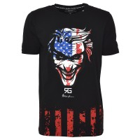 "Men's T-Shirt - ""face usa"