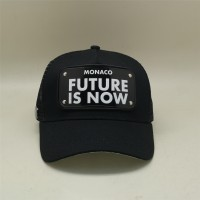 CAP FUTURE IS NOW - BLACK