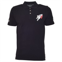 INDIGO STAR CREW POLO