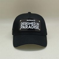 CAP DESIGNED IN PARADISE - BLACK